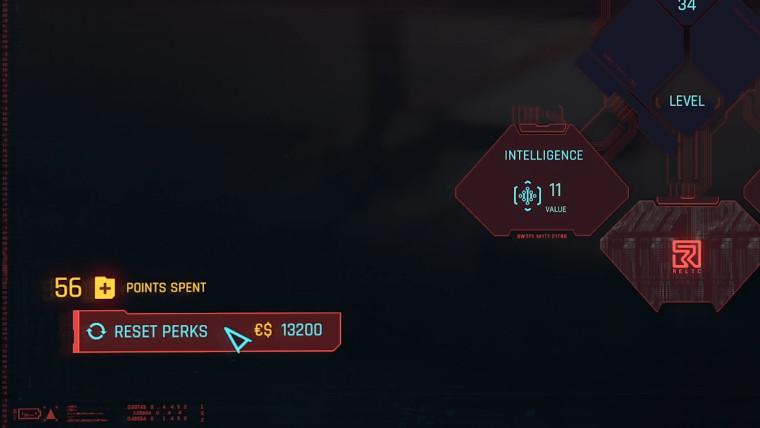 Cyberpunk 2077 Patch 13 comparison screenshot