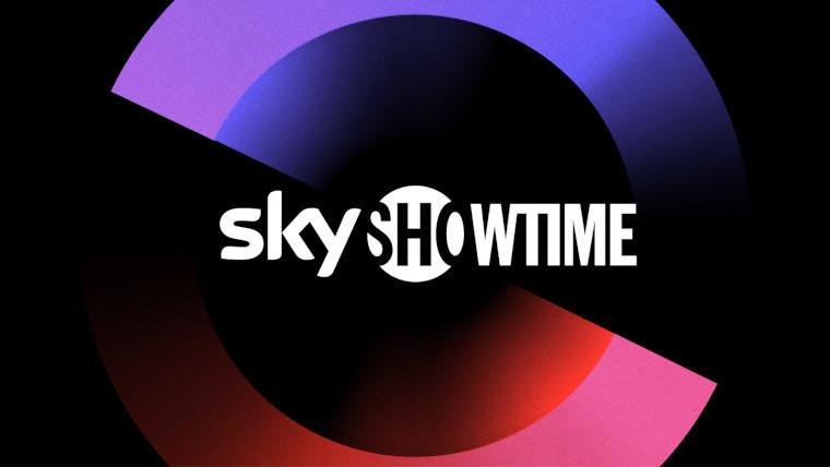 The SkyShowtime logo