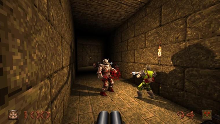 Quake 2021 screenshot