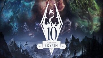 Skyrim Anniversary Edition promo picture