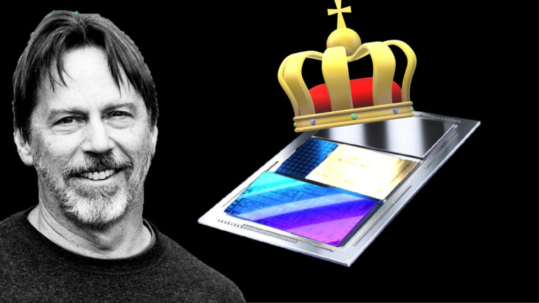 Intel Royal Core made by Jim Keller