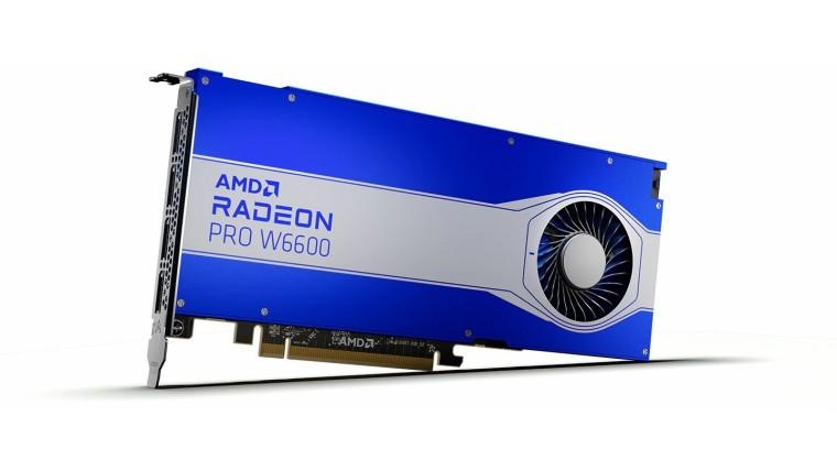 Radeon PRO W6600