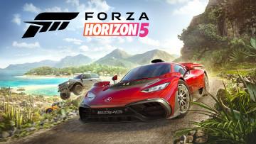 Cover art for Forza Horizon 5