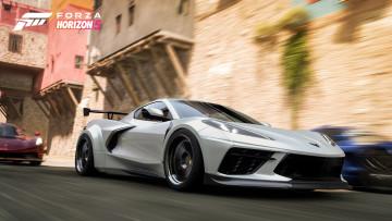 Screenshots from Forza Horizon 5