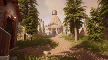 Myst remake screenshot