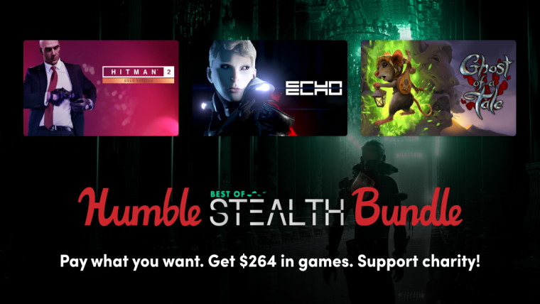 Humble best of stealth Bundle games