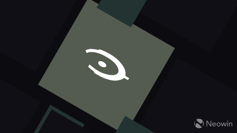 Halo symbol on dark green squares