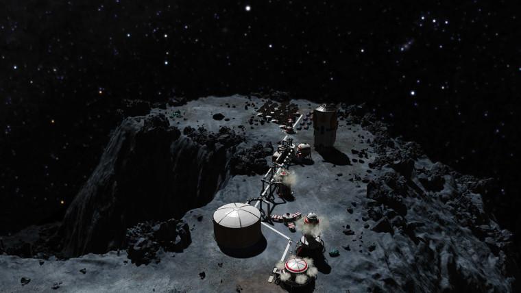 Surviving Mars Below and Beyond expansion screenshot