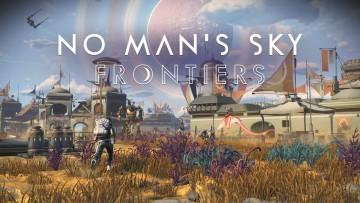 No Man&039s Sky Frontiers update screenshot