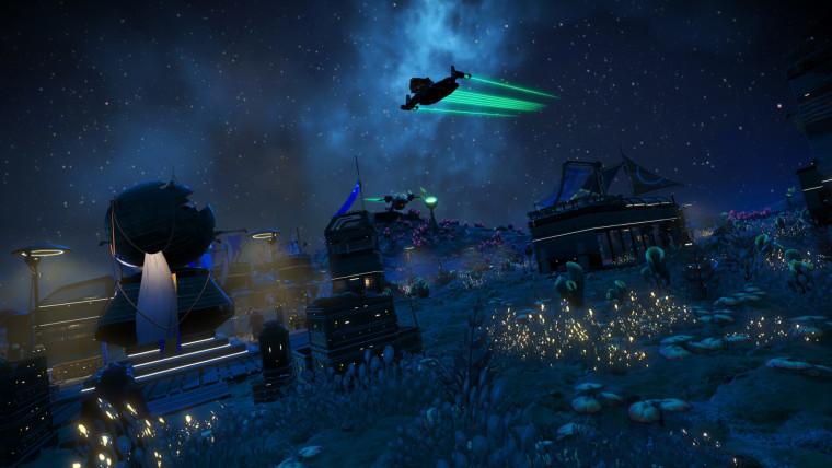 No Mans Sky Frontiers update screenshot