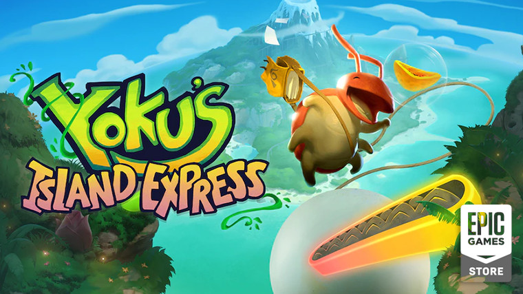 Epic Games Store is offering Yoku&039s Island Express for free