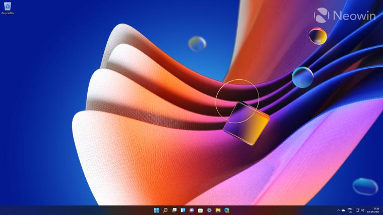 Microsoft Windows 11 desktop images