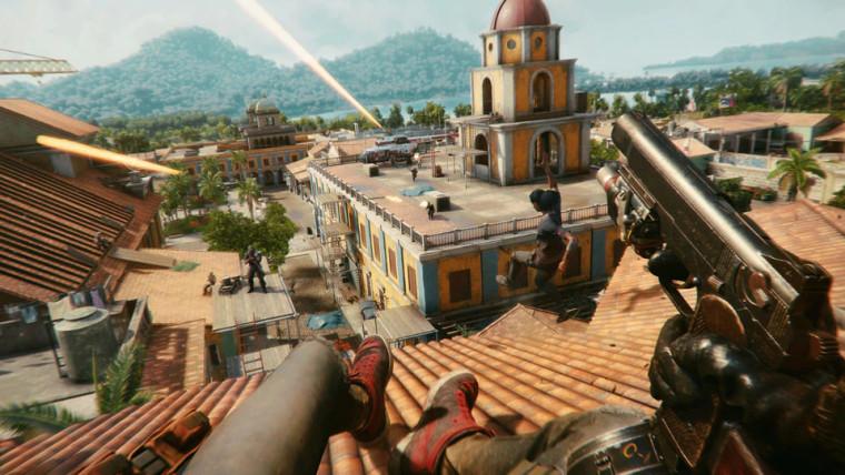 Far Cry 6 screenshot on PC