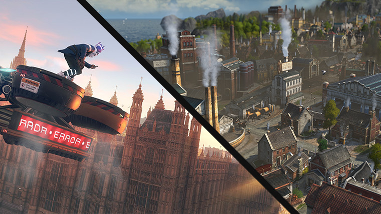 Free weekend promotions for Anno 1800 and Watch Dogs Legion
