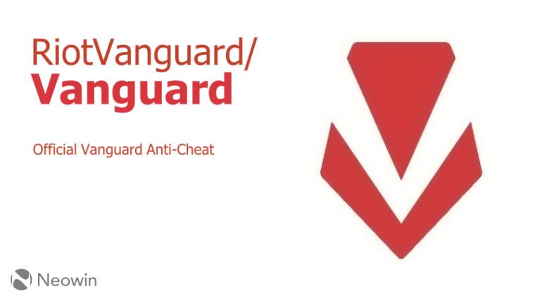 Riot Vanguard anti-cheat