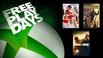 Games available on this week&039s Free Play Days
