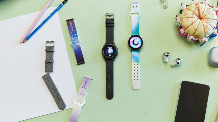 Sami Mir Vintage watchbands for the Galaxy Watch4