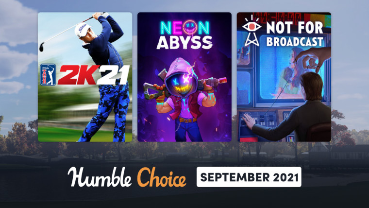Humble Choice headliners of September
