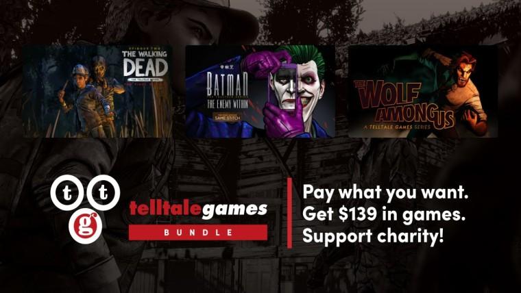 Humble Telltale Games bundle highlights