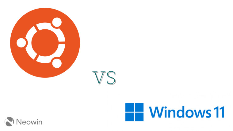 Ubuntu vs Windows 11