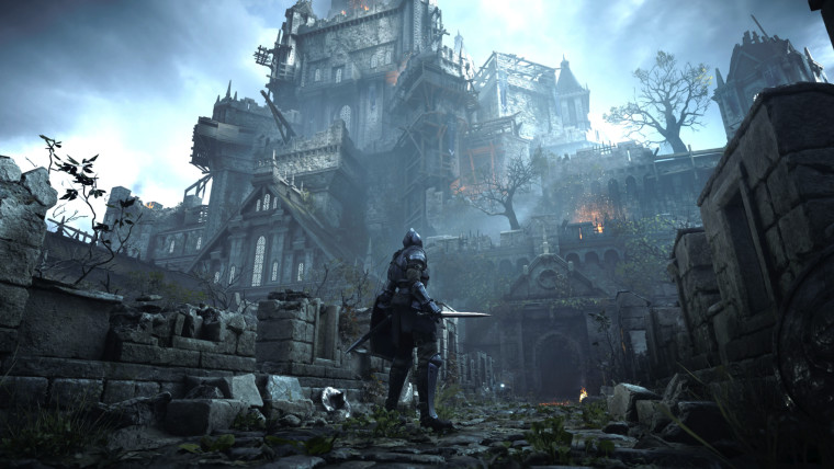 Demons Souls remake screenshot
