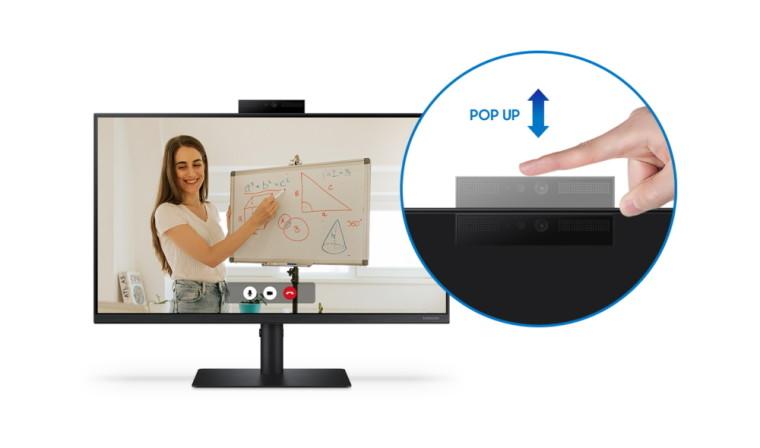 Samsung Webcam S4 Monitor