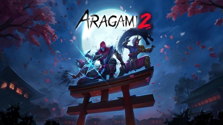 Aragami 2 keyart