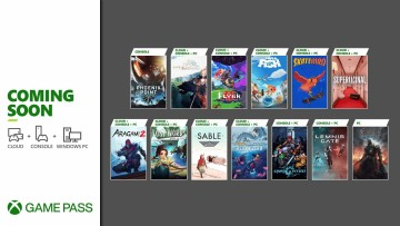 Xbox Game Pass September wave 2 games