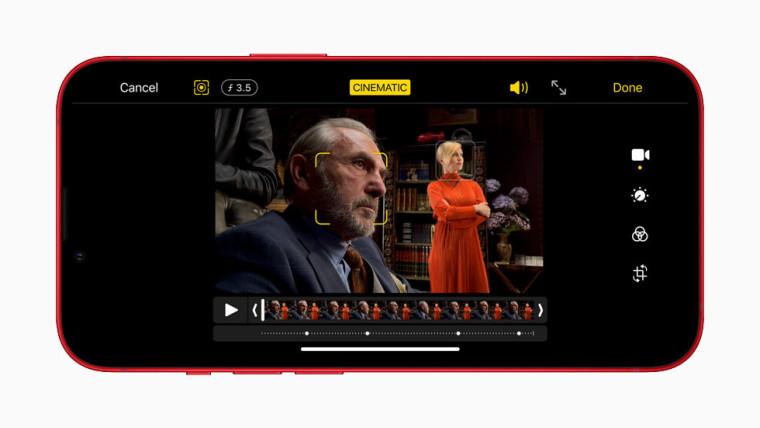 iPhone 13 mini camera features