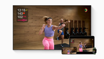 Apple Fitness Plus on a range of devices