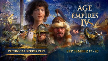 Age of Empires IV Technical Test