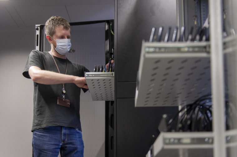 People managing Samsung Remote Test Lab program operations