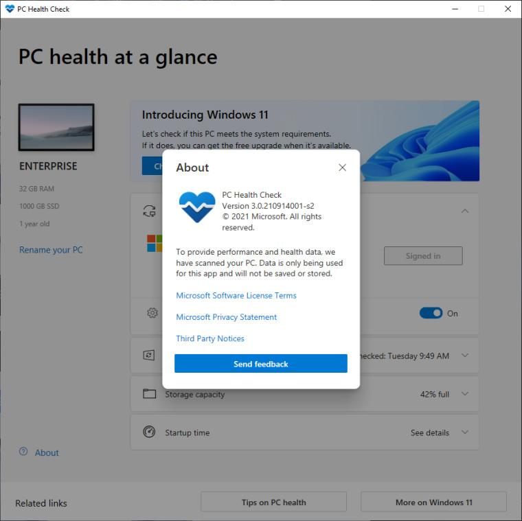 pc health check