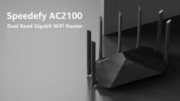 Speedefy AC2100