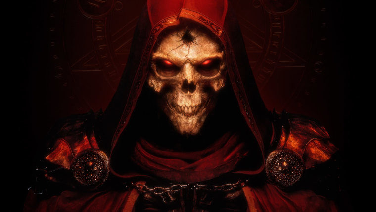 The cover image for Diablo II Resurrected
