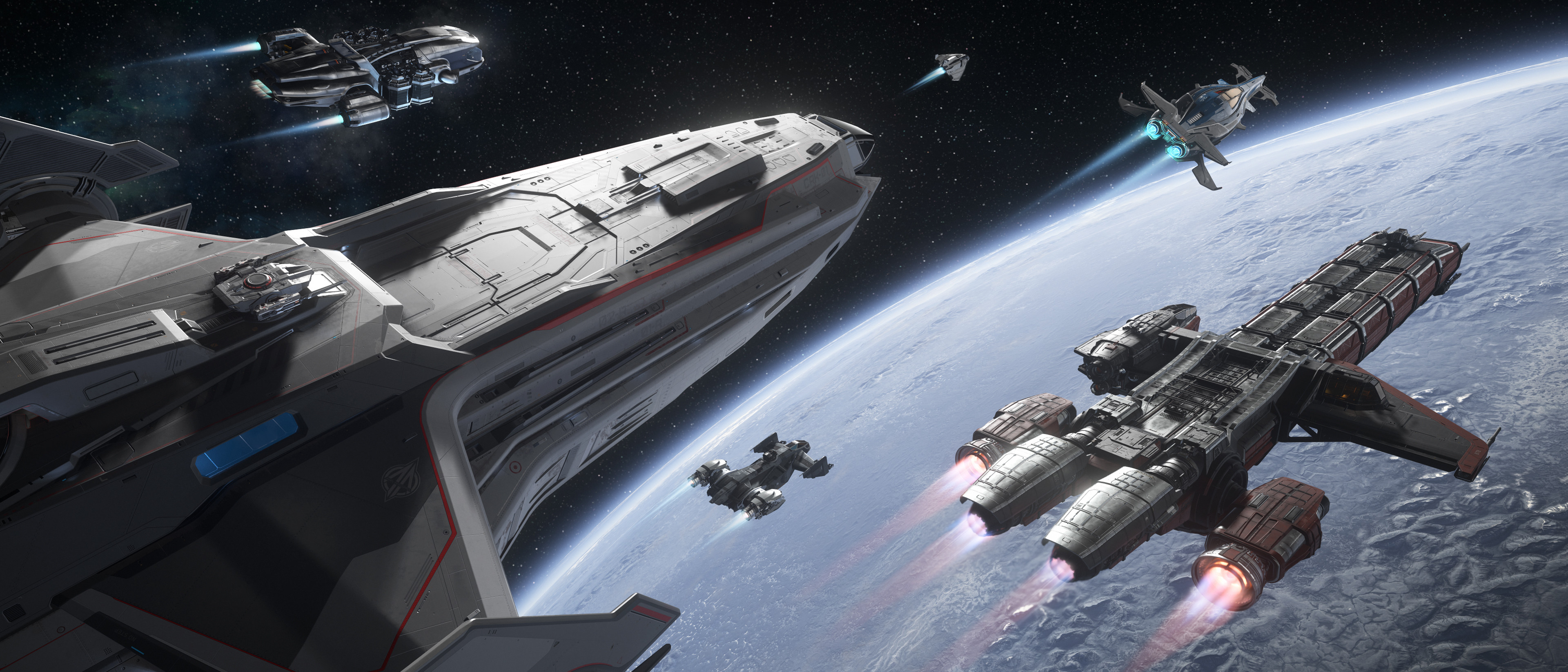 Star Citizen free fly promo