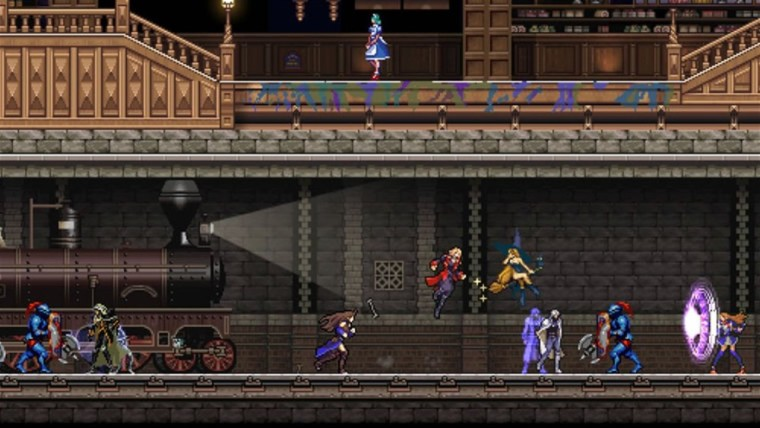 Castlevania Harmony of Despair screenshot