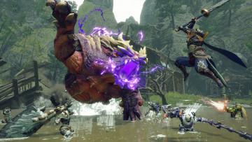 Monster Hunter Rise PC screenshot