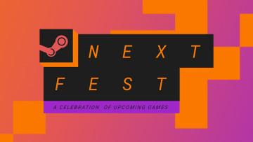 Steam Next Fest artwork