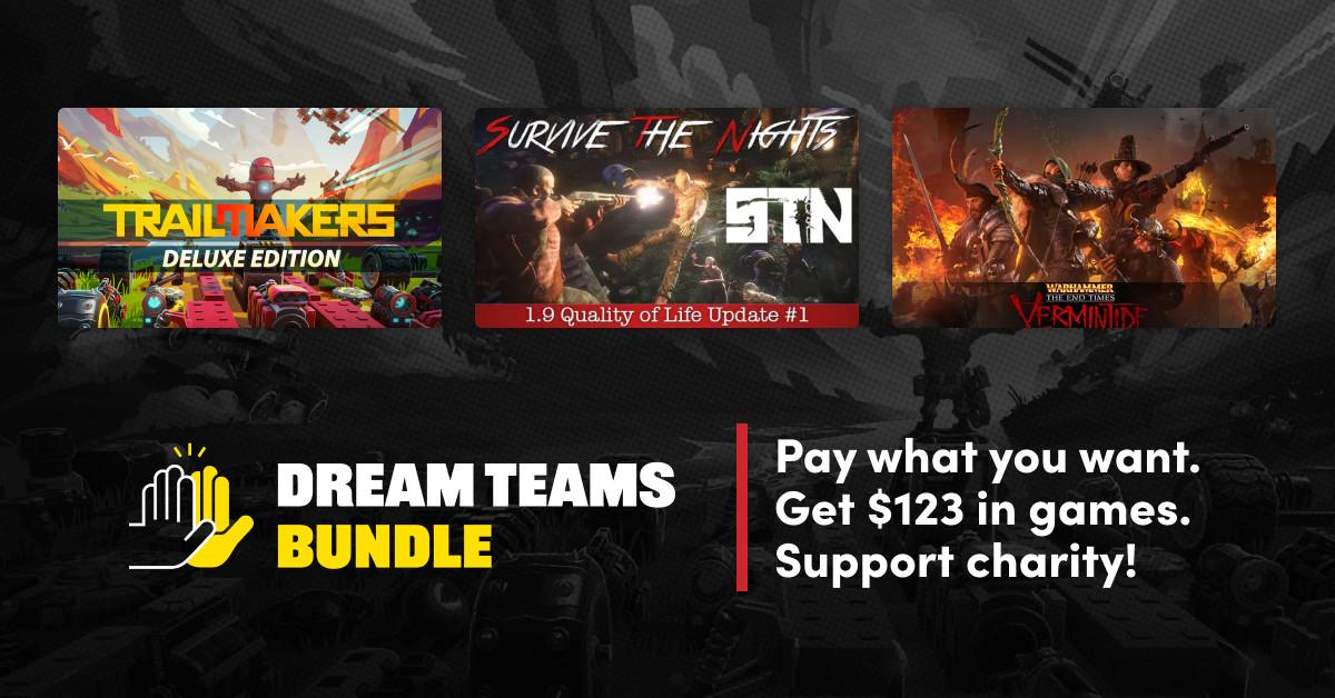 Humble Co-op Games Bundle
