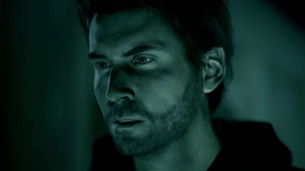 This is a screenshot from Alan Wake Remastered