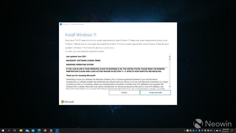 Windows Installation Assistant
