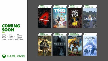 Xbox Game Pass October wave 1 games list