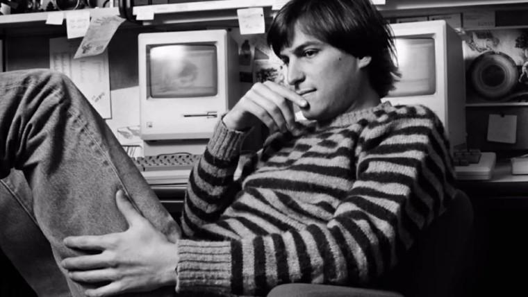 a photo of Steve Jobs