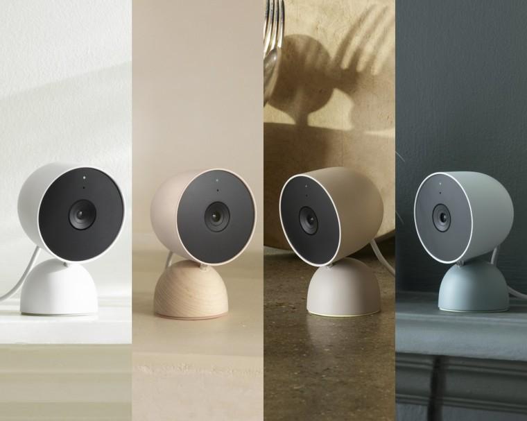 Indoor Google Nest Cam