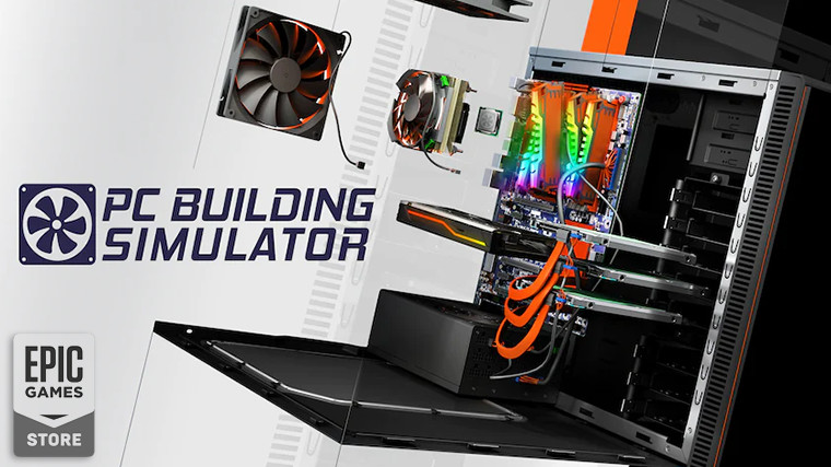 Epic Games Store is offering PC Building Simulator for free