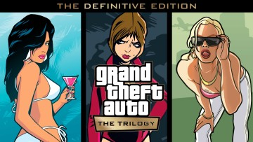 Grand Theft Auto The Trilogy - The Definitive Edition