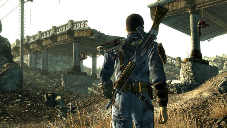 Fallout 3 vault dweller