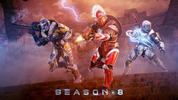 Halo The Master Chief Collection Season 8 art