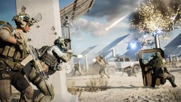 Battlefield 2042 Hazard Zone promotional art